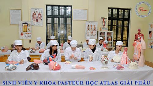 Trường Cao đẳng Y Dược Pasteur Hà Nội luôn tạo điều kiện cho mọi thí sinh