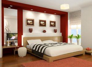 Phòng ngủ đúng phong thủy của cán bộ y tế