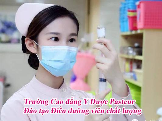 Tại sao nhiều thí sinh chuyển đổi Văn bằng 2 Cao đẳng Điều dưỡng tại Trường Cao đẳng Y Dược Pasteur?