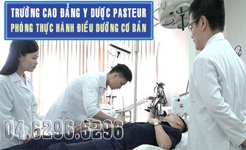 Điểm trúng tuyển Cao đẳng Điều dưỡng Hà Nội