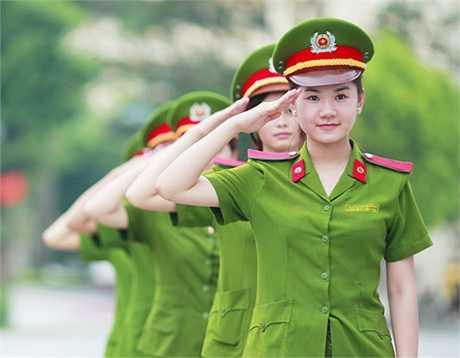 Thí sinh trúng tuyển vào Học viện ANND chủ yếu ở Lạng Sơn, Hòa Bình, Sơn La
