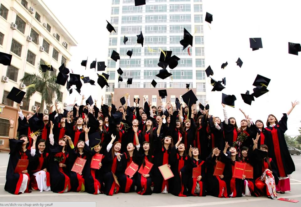 """Top 5 trường Đại học ở Hà Nội có tỷ lệ sinh viên tốt nghiệp """"đỉnh"""" nhất"""