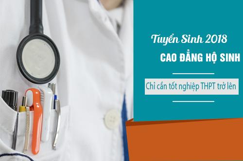 Học Cao đẳng Điều dưỡng ở đâu chất lượng tốt tại Hà Nội?