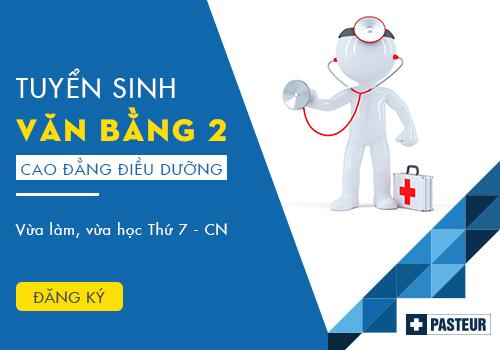 Thông tin tuyển sinh Văn bằng 2 Cao đẳng Điều dưỡng Hà Nội