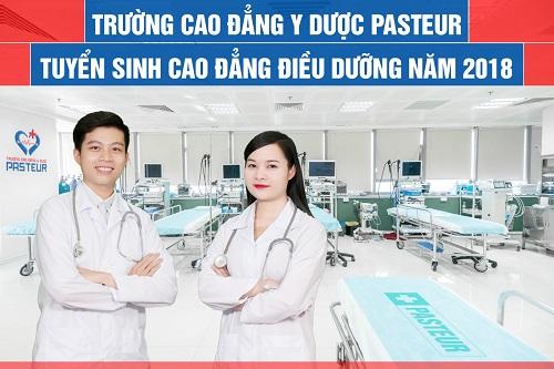 Địa chỉ học Cao đẳng Điều dưỡng đạt chuẩn Bộ Y tế