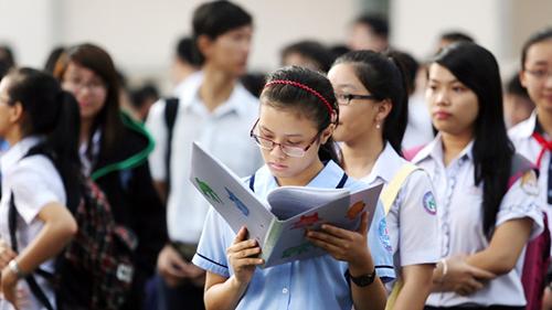 Sẽ giảm mức điểm ưu tiên khu vực trong tuyển sinh Đại học năm 2018