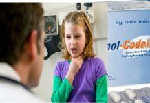 Cẩn trọng trước khi sử dụng thuốc giảm đau Codein Phosphat