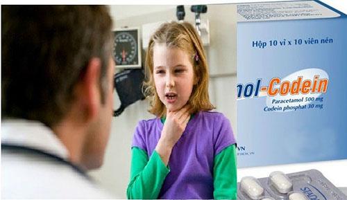 Thận trọng khi dùng Thuốc codein phosphat
