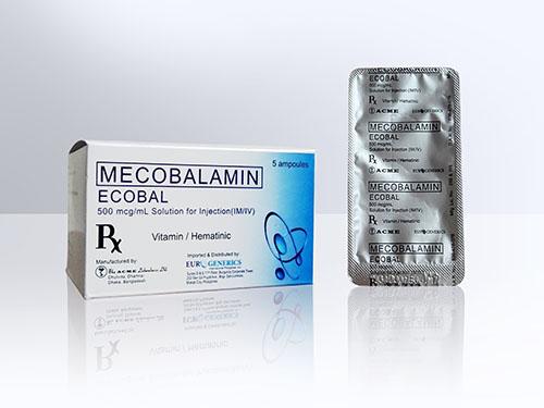 Hướng dẫn sử dụng thuốc Mecobalamin an toàn