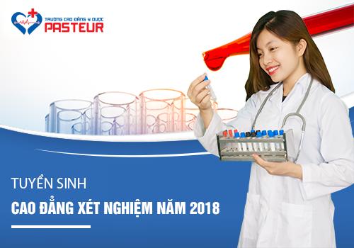 Địa chỉ đào tạo Cao đẳng Xét nghiệm Hà Nội năm 2018 chất lượng.