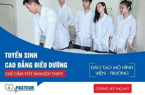 Địa chỉ nào tại Hà Nội đào tạo Liên thông cao đẳng Điều dưỡng năm 2018?