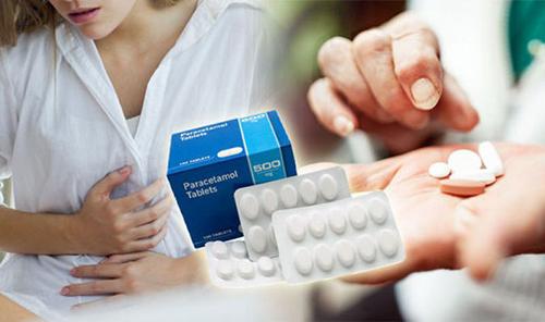 Xử lý khi bị ngộ độc thuốc Paracetamol