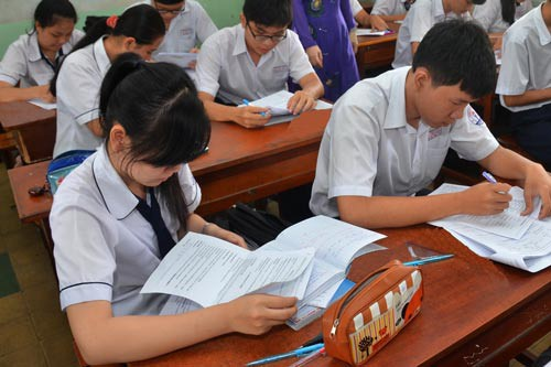 Hồ sơ đăng ký dự thi THPT quốc gia 2018 cần đảm bảo đủ giấy tờ