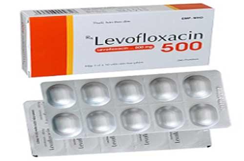 Công dụng của thuốc Levofloxacin 500mg