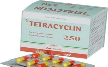 Cách sử dụng thuốc Tetracyclin đạt hiệu quả tối ưu nhất