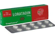 Hướng dẫn cách sử dụng thuốc Loratadin 10mg hiệu quả nhất