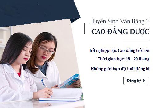 Những quy định tuyển sinh Văn bằng 2 Cao đẳng Dược Hà Nội năm 2018