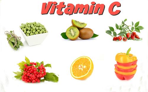 Nguồn thực phẩm chứa nhiều vitamin C nhất