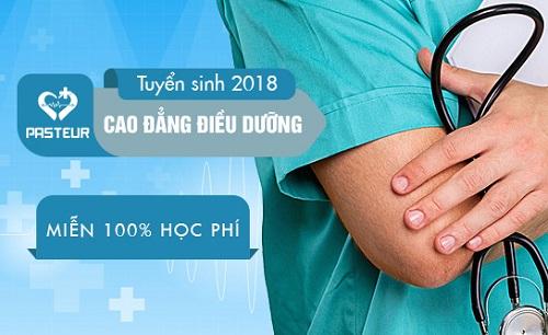 Thông tin xét tuyển Cao đẳng Điều dưỡng Hà Nội năm 2018