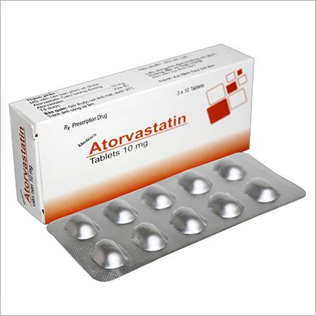 Những tác dụng phụ có thể xảy ra khi sử dụng thuốc Atorvastatin 10 mg