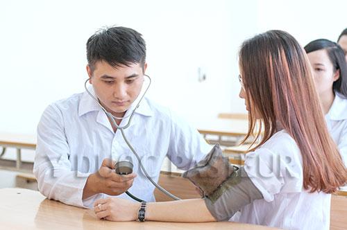 Địa chỉ đào tạo Liên thông Cao đẳng Điều dưỡng đạt chuẩn Bộ Y tế