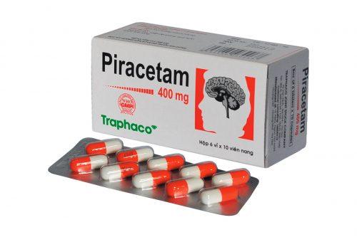 """Thuốc Piracetam 400mg  có phải là """"con dao 2 lưỡi""""?"""