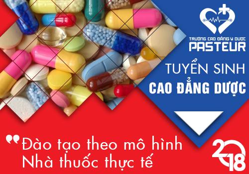 Học ngành Dược tại Trường Cao đẳng Y Dược Pasteur