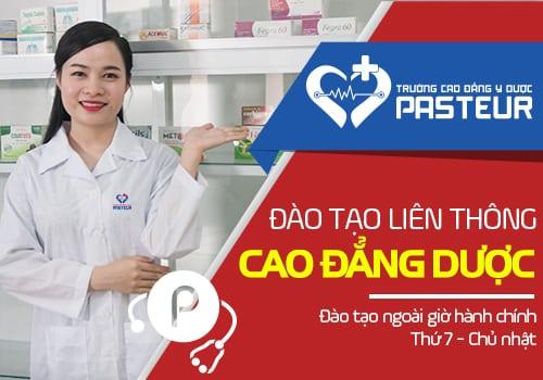 Trường Cao đẳng Y dược Pasteur địa chỉ đào tạo chuyên ngành Y dược chất lượng