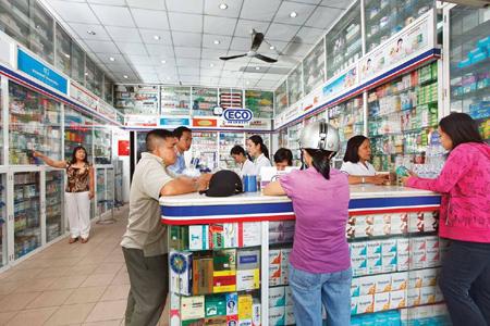 Chi phí mở quầy thuốc bao nhiêu là đủ?