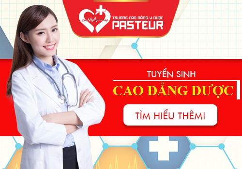 Thông tin tuyển sinh Cao đẳng Dược Hà Nội năm 2019