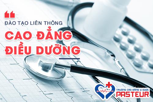 Đào tạo Liên thông Cao đẳng Điều dưỡng Hà Nội năm 2019 ngoài giờ hành chính