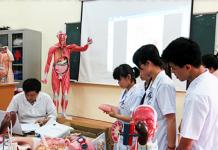 Địa chỉ đăng ký học Trung cấp Y Hà Nội năm 2017