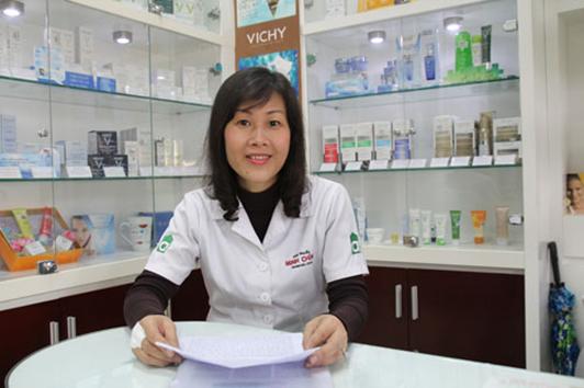 Dược sĩ nhà thuốc cần phải giữ được thiện cảm của người bệnh
