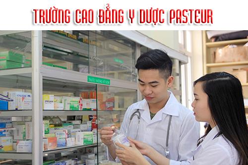 Trường Cao đẳng Y Dược Pasteur thông báo tuyển sinh Văn bằng 2 Cao đẳng Y Dược