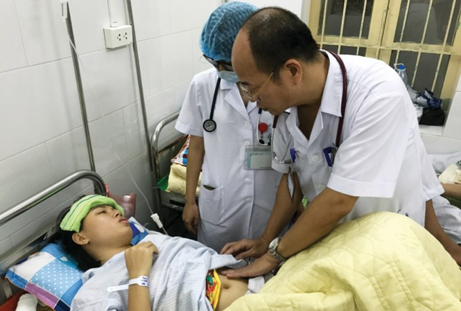Phác đồ điều trị sốc phản vệ của Bộ Y Tế