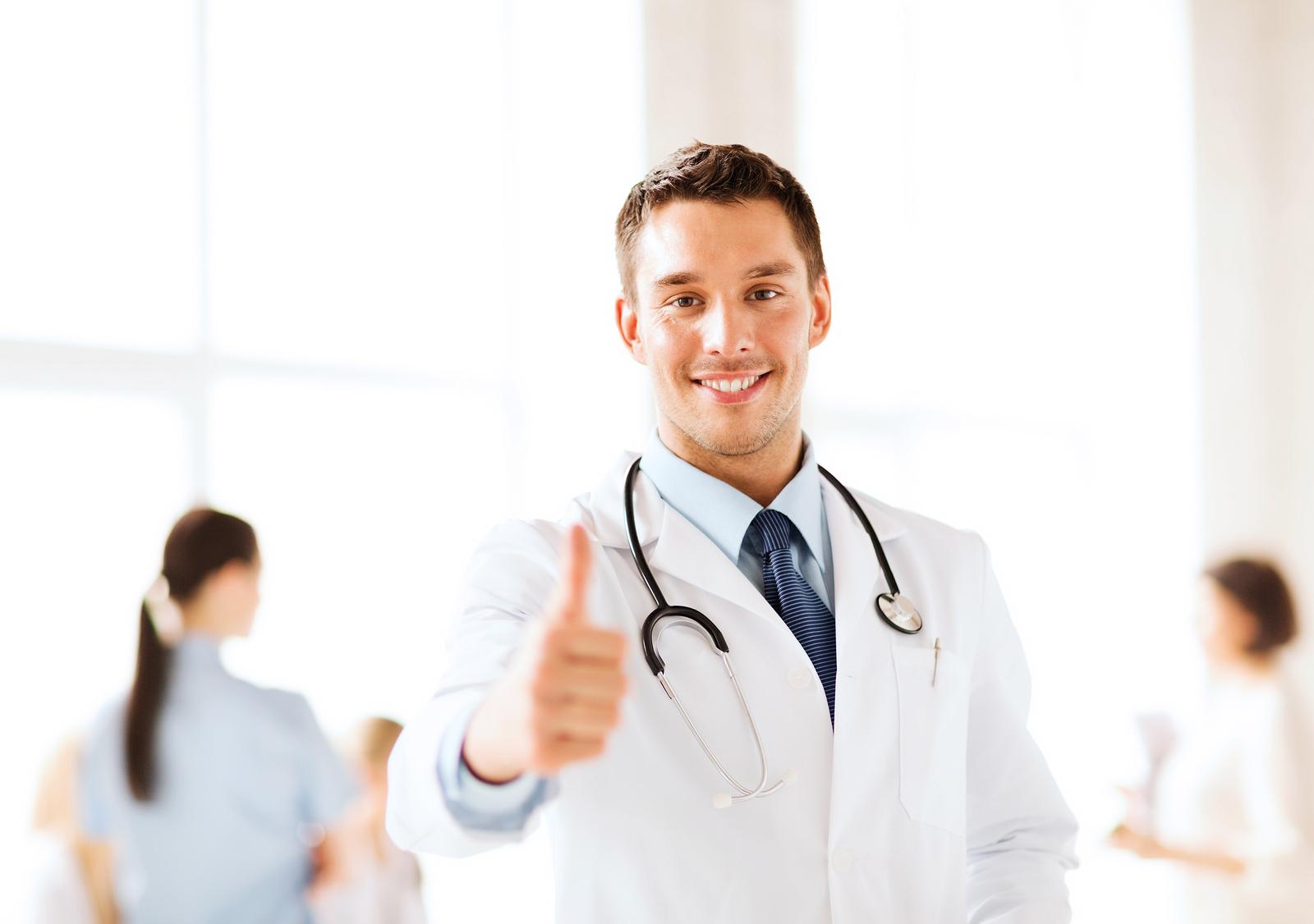 Bác sĩ là những người đáng được trân trọng