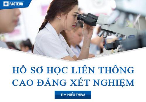 Hồ sơ xét tuyển sinh Liên thông Cao đẳng Xét nghiệm Đà Nẵng