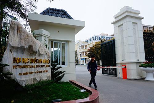 Đại học Quốc gia Hà Nội tuyển sinh năm 2018