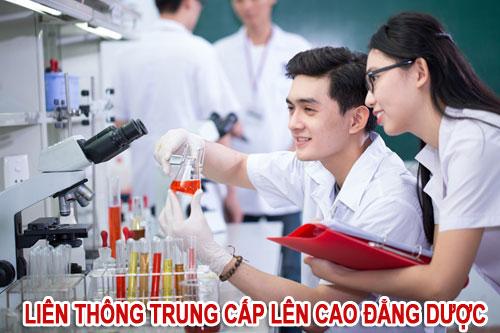 Liên thông Cao đẳng Điều dưỡng từ Trung cấp để cấp bằng Cao đẳng chính quy