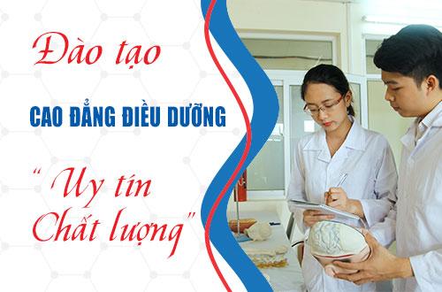 Thời gian đào tạo Cao đẳng Điều dưỡng Hà Nội là bao lâu?