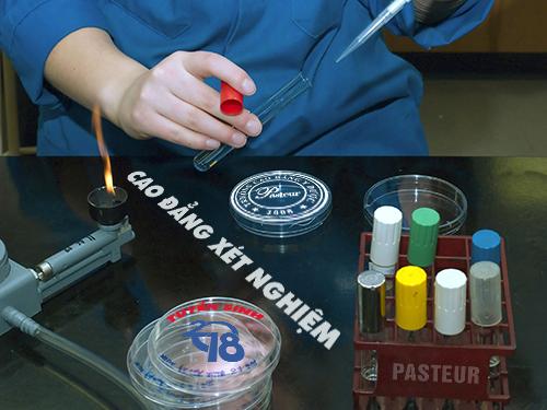 Học ngành Kỹ thuật Xét nghiệm Y học tại Trường Cao đẳng Y Dược Pasteur