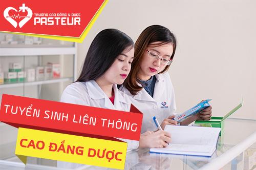 Tốt nghiệp chuyên ngành Dược bậc liên thông sinh viên có thể làm công việc gì?