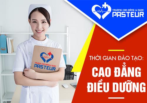 Học ngành Điều dưỡng tại Trường Cao đẳng Y Dược Pasteur