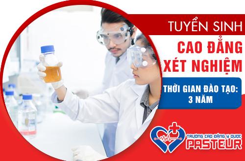 Hồ sơ xét tuyển Cao đẳng Xét nghiệm Y học Pasteur Hà Nội năm 2019 gồm những gì?