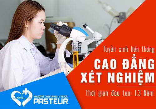 Địa chỉ đào tạo Liên thông Cao đẳng Xét nghiệm Y học uy tín tại Hà Nội