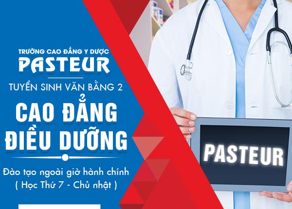 Đào tạo văn bằng 2 Cao đẳng Điều dưỡng tại Hà Nội học thứ 7 chủ nhật