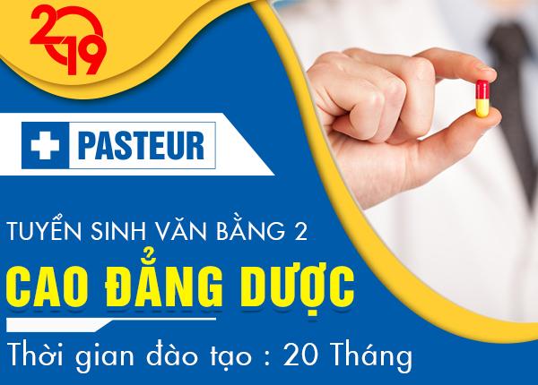 Tuyển sinh văn bằng 2 Cao đẳng Dược học tại Hà Nội