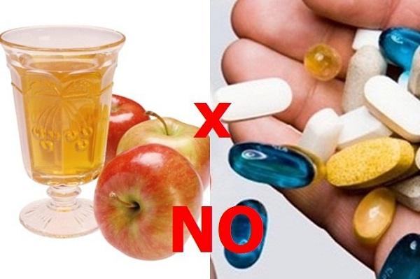 Những cặp thuốc và thực phẩm kị nhau tuyệt đối không được kết hợp