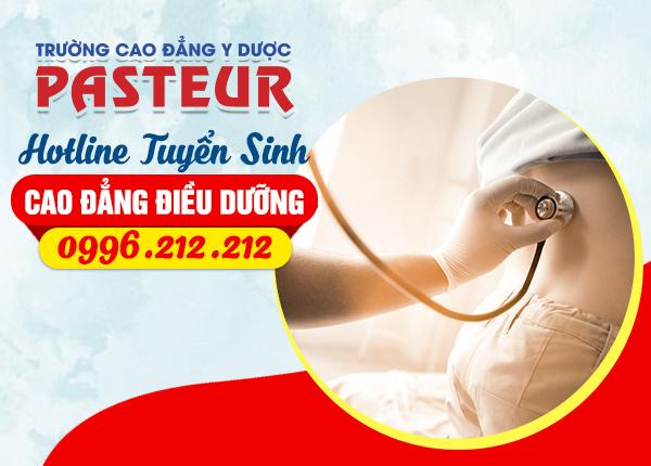Hotline tuyển sinh Cao đẳng Điều dưỡng tại Hà Nội