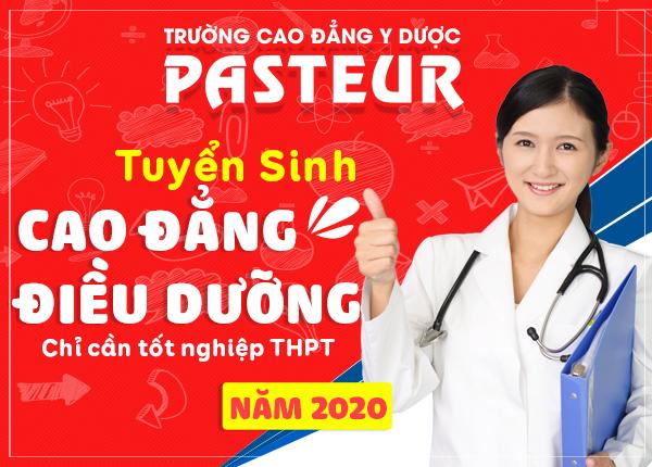 Tuyển sinh Cao đẳng Điều dưỡng năm 2020